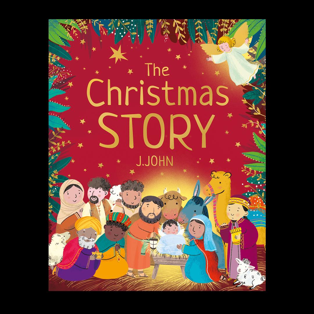 Finding John Christmas.The Christmas Story